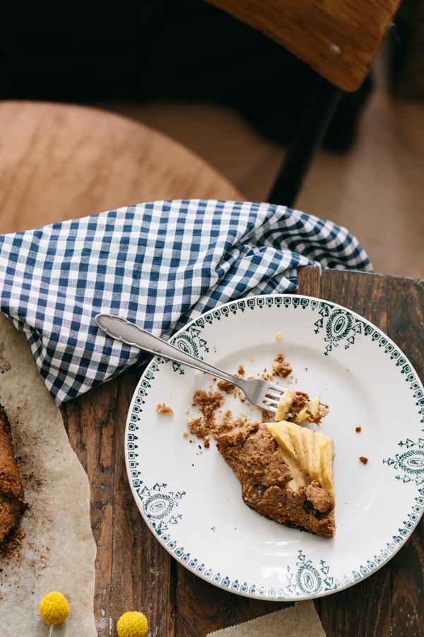 Une histoire de tartes carnet de printemps - Cuisiner chataignes fraiches ...