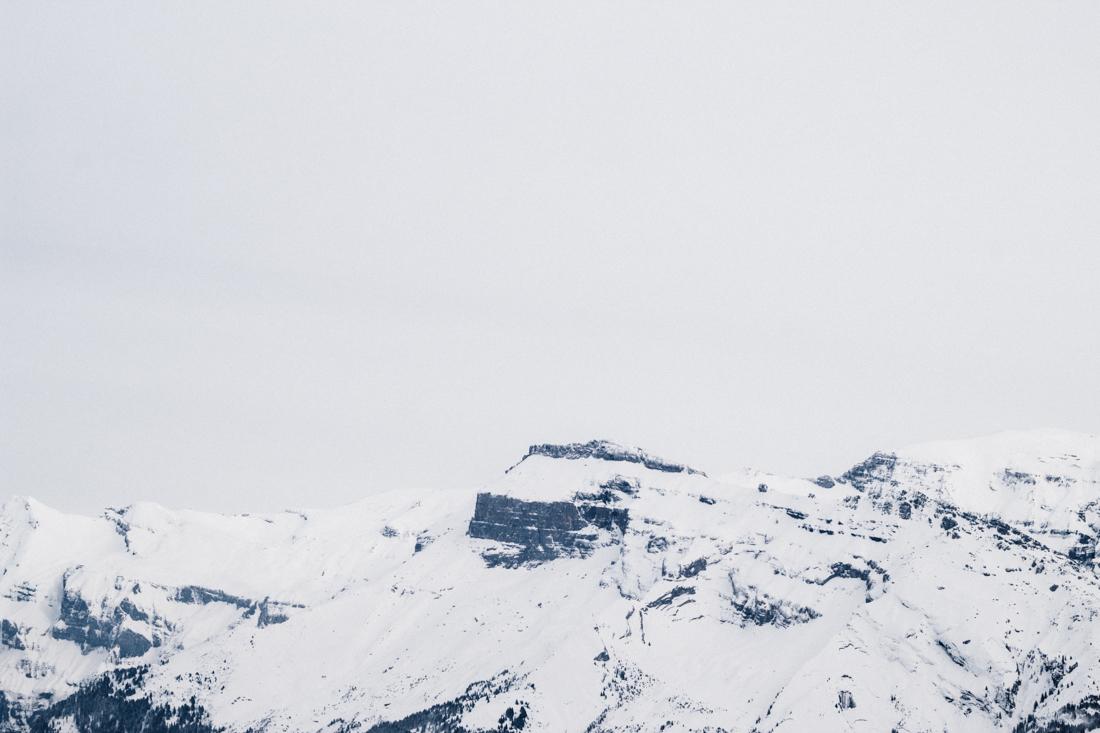 Morillon Samoens hiver 2016-2