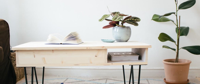 table basse sans pied maison design. Black Bedroom Furniture Sets. Home Design Ideas
