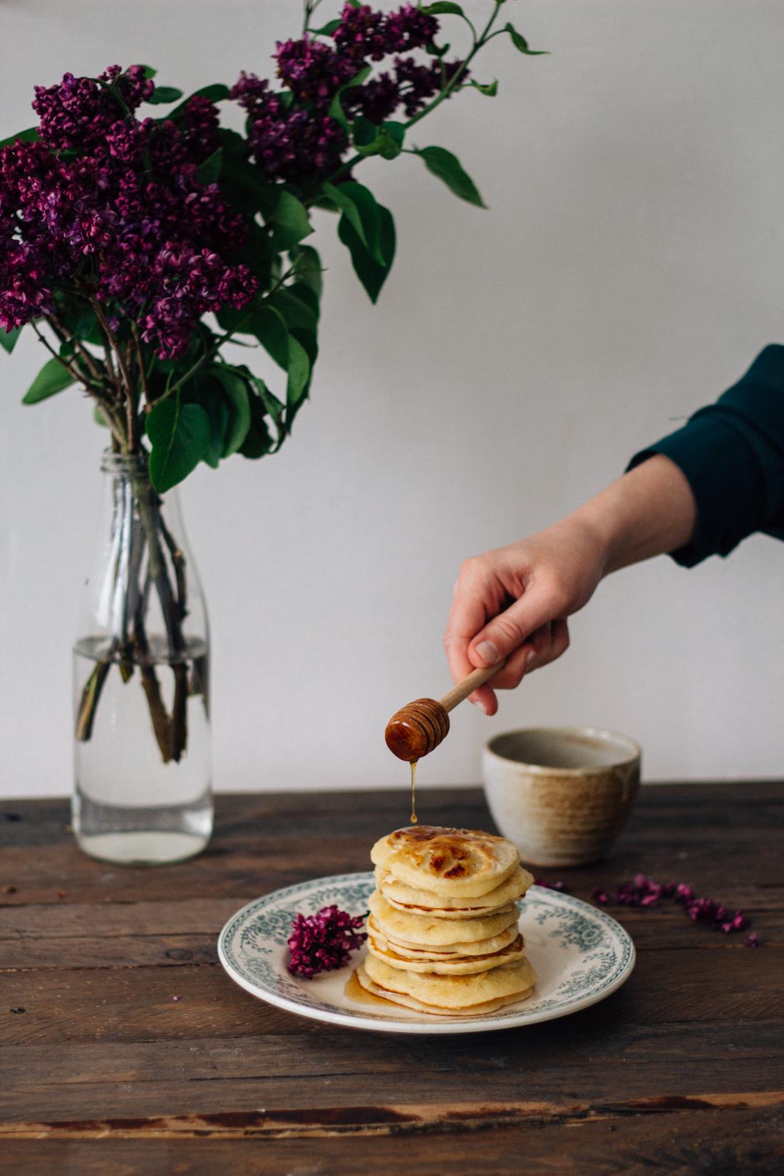 Pancakes banane coco Carnet de printemps-34