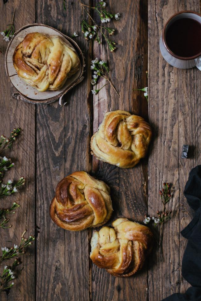 cinnamom rolls recette carnet de printemps
