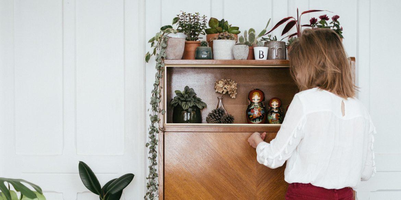 Le petit nouveau : le secrétaire vintage